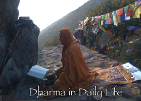 Dharma in Daily Life